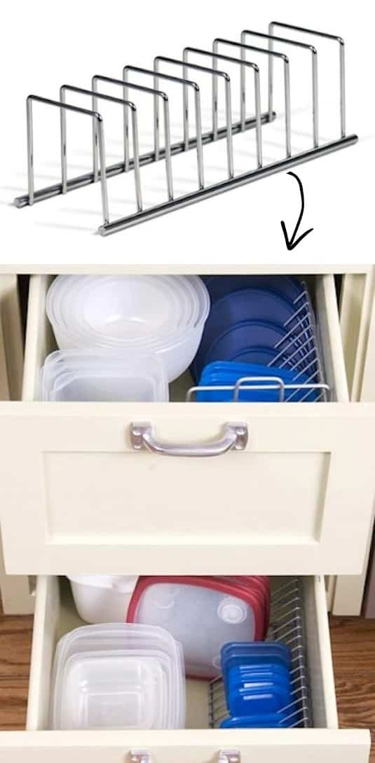 55 clever storage ideas that will make you super happy 17206 | 55 genius storage inventions that will simplify your life a ton of awesome organization ideas for the home car too a lot of these are really clever storage solutions for small spaces 24