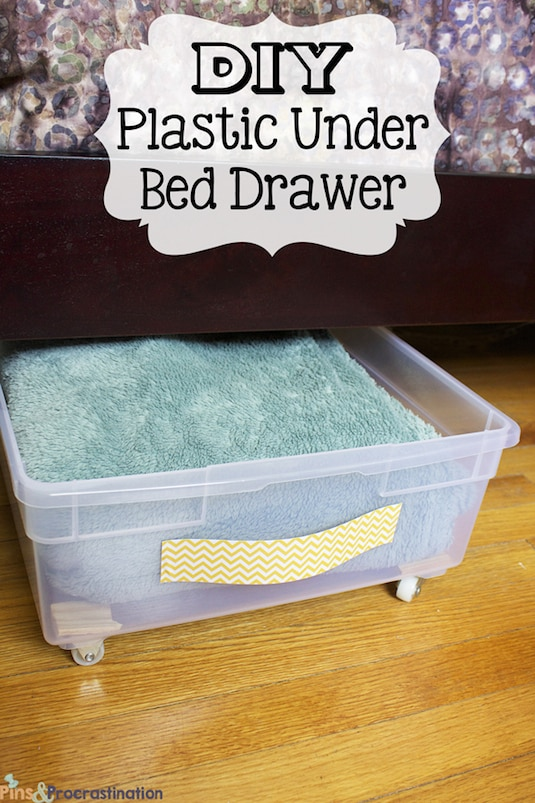 29 Sneaky DIY Small Space Storage and Organization Ideas ...